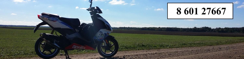 Motorolerių nuoma Klaipėdoje | Imkmoto.lt