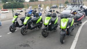 motoroleriu nuoma Klaipedoje