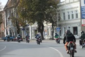 motoroleriu nuoma klaipeda